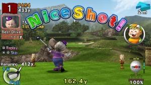 миниатюра скриншота Hot Shots Golf: Open Tee 2