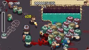 миниатюра скриншота Age of Zombies