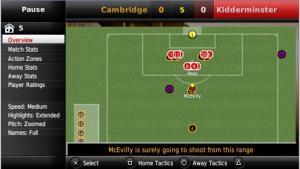 миниатюра скриншота Football Manager Handheld 2009