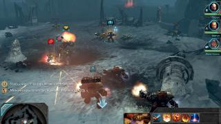 Скриншоты  игры Warhammer 40.000: Dawn of War 2