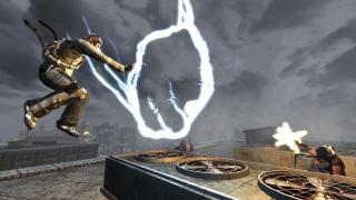 Скриншоты  игры inFamous