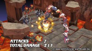 миниатюра скриншота Disgaea 3: Absence of Justice
