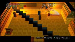 миниатюра скриншота 3D Dot Game Heroes