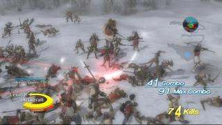 Скриншоты  игры N3: Ninety-Nine Nights