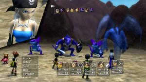 миниатюра скриншота Blue Dragon