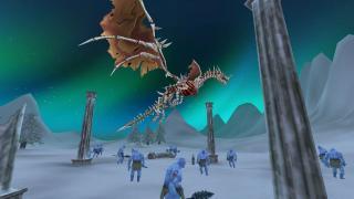 Скриншоты  игры Dragon Knight Online