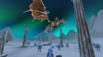Скриншот Dragon Knight Online
