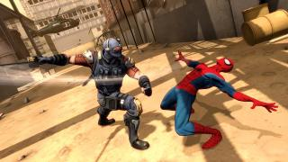 Скриншоты  игры Spider-Man: Shattered Dimensions