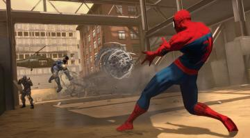 Скриншот Spider-Man: Shattered Dimensions