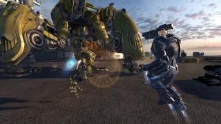 Скриншот Iron Man 2