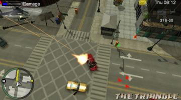 Скриншот Grand Theft Auto: Chinatown Wars