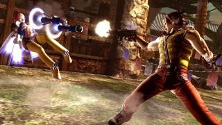 Скриншот Tekken 6