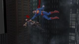 Скриншот Mortal Kombat vs. DC Universe