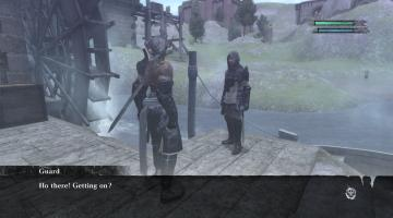 Скриншот Nier