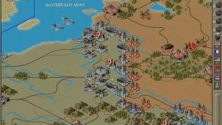 Скриншот Strategic Command 2: Blitzkrieg