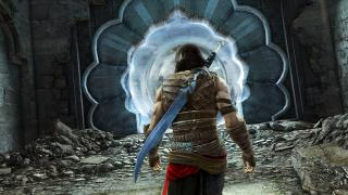 Скриншот Prince of Persia: The Forgotten Sands