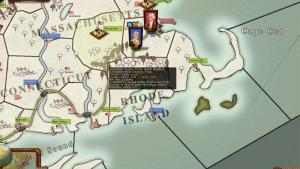 миниатюра скриншота Birth of America 2: Wars in America 1750-1815