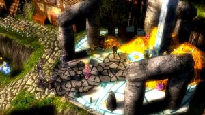 миниатюра скриншота Grotesque Tactics: Evil Heroes