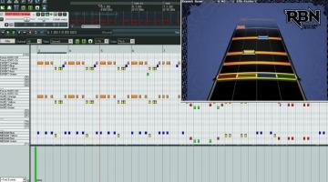 Скриншот Rock Band 2