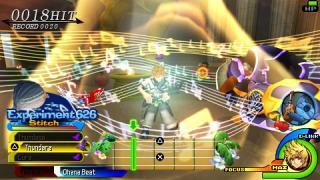 Скриншоты  игры Kingdom Hearts: Birth by Sleep