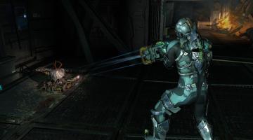 Скриншот Dead Space 2