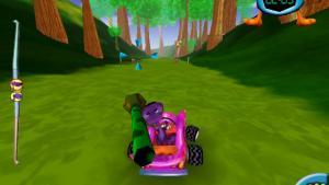 миниатюра скриншота Pet Racer