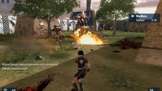 Скриншот Serious Sam HD: The Second Encounter