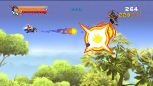 миниатюра скриншота Rocket Knight