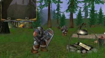 Скриншот Darkfall Online