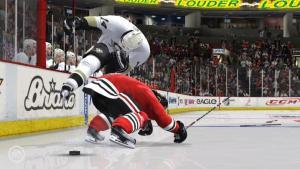 миниатюра скриншота NHL 11