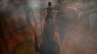 Скриншоты  игры Tomb Raider: The Angel of Darkness