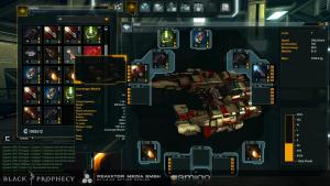 миниатюра скриншота Black Prophecy