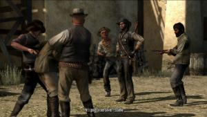 миниатюра скриншота Red Dead Redemption