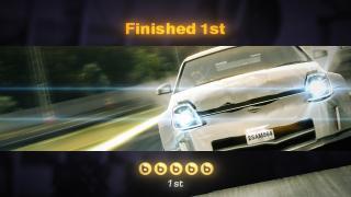 Скриншоты  игры Blur