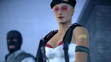 Скриншот Alpha Protocol