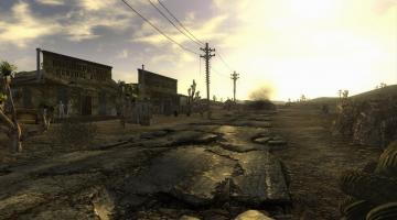 Скриншот Fallout: New Vegas