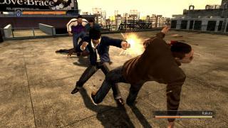 Скриншоты  игры Yakuza 4
