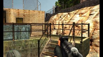 Скриншот Alcatraz