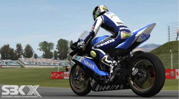 Скриншот SBK X: Superbike World Championship