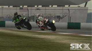 Скриншоты  игры SBK X: Superbike World Championship