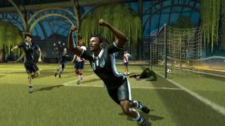 Скриншоты  игры Pure Football