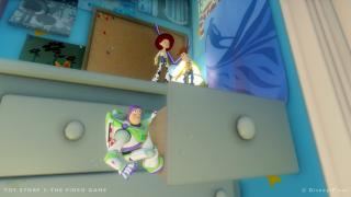 Скриншоты  игры Toy Story 3: The Video Game