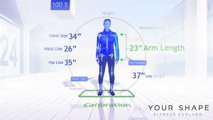 миниатюра скриншота Your Shape: Fitness Evolved