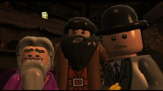 Скриншот LEGO Harry Potter: Years 1-4