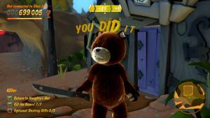 миниатюра скриншота Naughty Bear