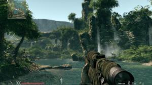 миниатюра скриншота Sniper: Ghost Warrior