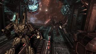Скриншот Transformers: War for Cybertron