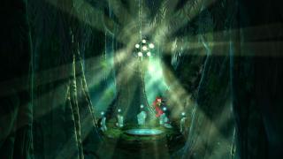 Скриншоты  игры Rayman Origins