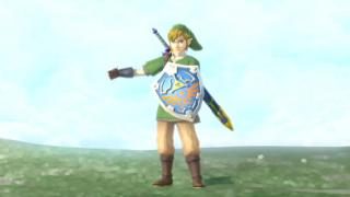 Скриншоты  игры Legend of Zelda: Skyward Sword, the