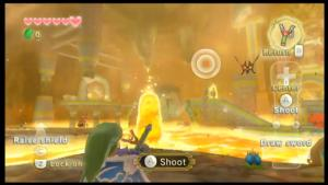 миниатюра скриншота The Legend of Zelda: Skyward Sword